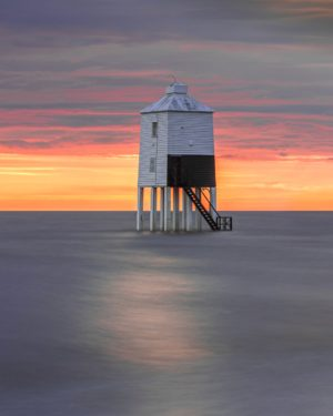 Burnham-on-Sea Low Lighthouse Somerset Prints for Sale